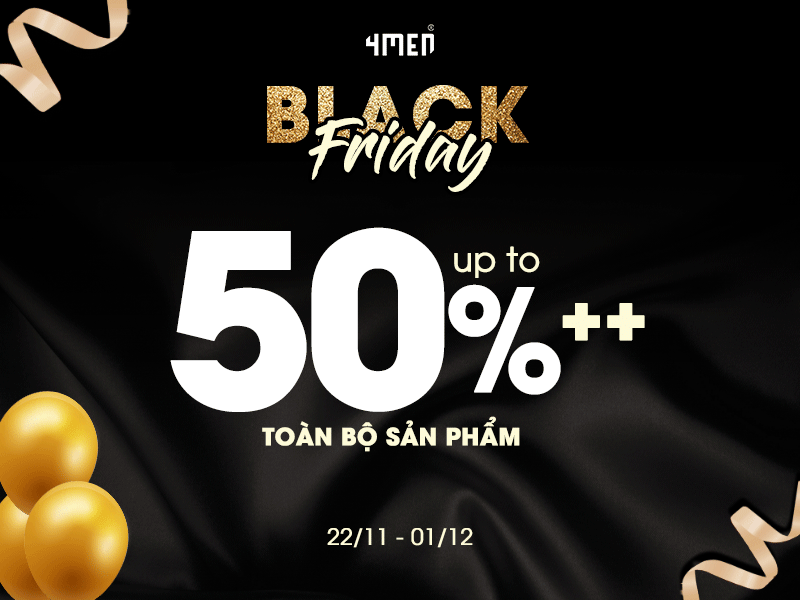BLACK FRIDAY SALE UPTO 50%++