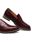 Giày Tây Đỏ G66