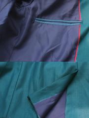 Áo Vest Xanh Cổ Vịt AV1087