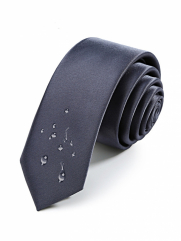 Cà Vạt Hàn Quốc Xám Chuột CV19