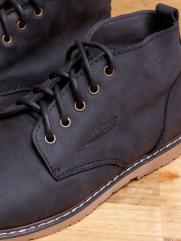 Giày Boot Cổ Lửng Đen G91
