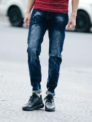 Quần Jean Skinny Xanh Đen QJ1409