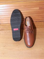 Giày Boot Tăng Chiều Cao Màu Bò G130