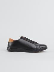 Giày Thể Thao Màu Đen G147