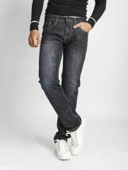 Quần Jeans Ống Đứng Đen QJ1521