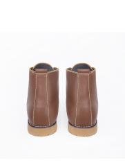 Boot Tăng Chiều Cao Bò Đậm G164