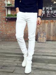 Quần Jeans Skinny Trắng QJ1394