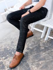 Quần Jeans Skinny Đen QJ1574
