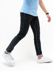 Quần Jeans Skinny Đen QJ1604