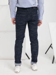 Quần Jeans Skinny Đen QJ1610