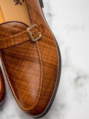 Giày Tăng Chiều Cao Màu Bò G206