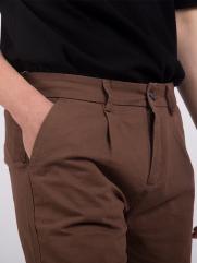 Quần Short Kaki Màu Nâu QS204