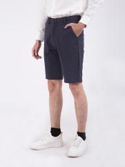 Quần Short Slimfit QS205 Màu Xám