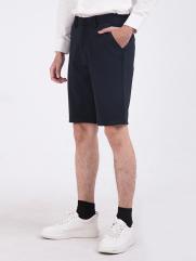 Quần Short Slimfit QS205 Màu Xanh Đen