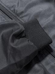 Áo Khoác Dù Trơn Nón Rời Màu Xám AK019