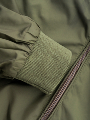 Áo Khoác Dù Trơn Màu Rêu AK020