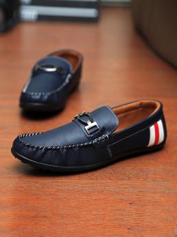 Giày Mọi Xanh Đen G06