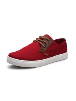 Giày Thời Trang Đỏ G18