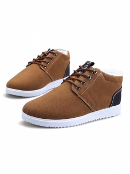 Giày Thời Trang Màu Bò G01