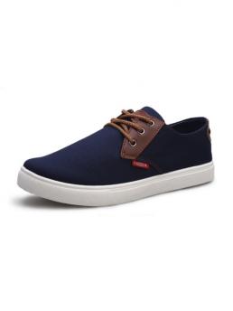 Giày Thời Trang Xanh Đen G18