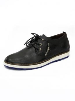 Giày Da Thời Trang Đen G38