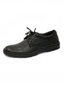 Giày Da Thời Trang Đen G56