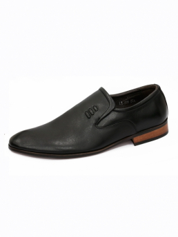 Giày Tây Da Đen G42