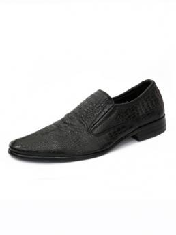 Giày Tây Da Đen G49