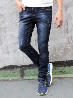 Quần Jean Skinny Xanh Đen QJ1292