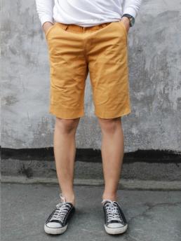 Quần Short Kaki Màu Bò QS53