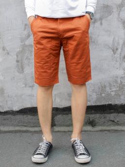 Quần Short Kaki Đỏ Cam QS62