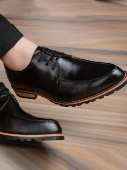 Giày Tây Da Đen G70