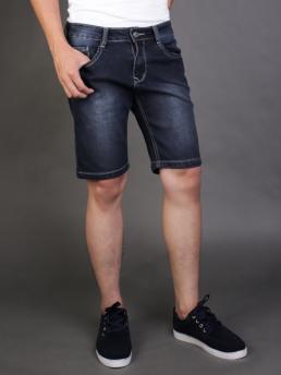 Quần Short Jean Đen QS67
