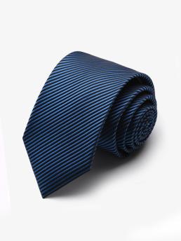 Cà Vạt Hàn Quốc Xanh Duong CV106