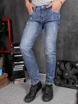 Quần Jean Skinny Xanh QJ1368