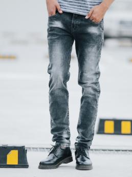Quần Jean Skinny Xám Chuột QJ1410