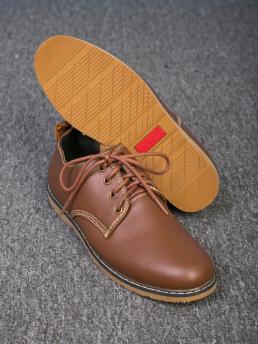Giày Cột Dây Thời Trang Bò Đậm G109