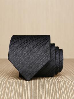 Cà Vạt Hàn Quốc Đen CV159