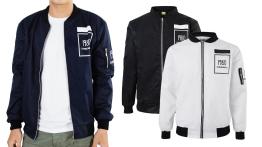 3 loại áo phối cùng áo khoác bomber cực hợp