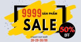 9999 SẢN PHẨM SALE 50% - 4MEN QUẬN 9, BÌNH TÂN