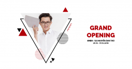GRAND OPENING - 4MEN NGUYỄN ẢNH THỦ