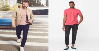 Cách mix đồ 3 sắc màu khó nhằn của nam giới