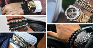 Những món trang sức thường được sử dụng cho nam giới