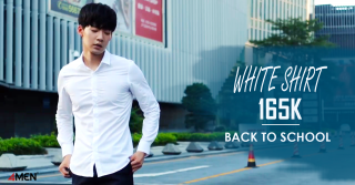 Back To School - 1000 Sơ Mi Trắng chỉ 165K