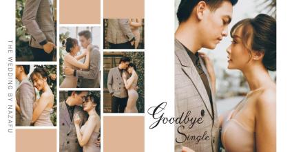GOODBYE SINGLE - Wedding season, December 2019