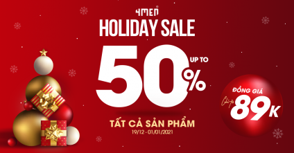 HOLIDAY SALE - END OF YEAR