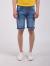 Quần Short Jean Slimfit QS203 Màu Xanh Biển