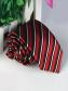Cà Vạt Hàn Quốc Sọc Đỏ CV88