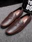 Giày Mọi Nâu G86