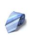 Cà Vạt Hàn Quốc Sọc Xanh Biển CV177